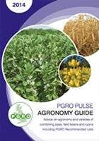 Pulse Agronomy Guide 2014