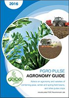 Pulse Agronomy Guide 2016