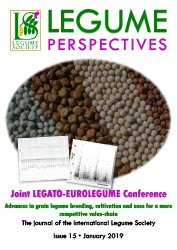 Legume Perspectives